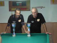 24/01/2015 Campionato Interprovinciale Coppie 3° categoria