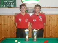 18/01/2014 Campionato Interprovinciale Coppie 3° categoria